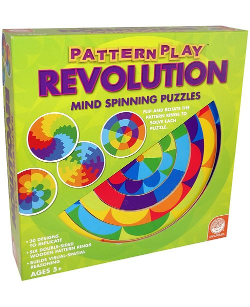 MindWare Pattern Play Revolution Puzzle Game