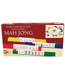 Mah Jongg - Plastic Game Set