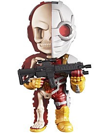 4D XXRAY Dissected Vinyl Art Figure - DC Justice League Comics- Deadshot