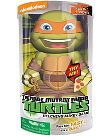 Teenage Ninja Turtles - Belching Mikey Game