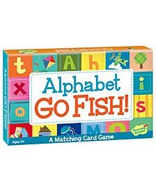 Alphabet Go Fish! Card Game