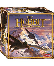The Hobbit- The Defeat of Smaug Board Game