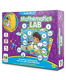 Grab It! Mathematics Lab Educational Game