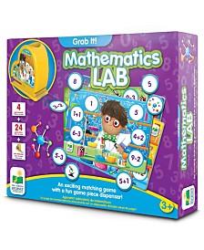 Grab It! Mathematics Lab