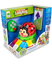 The Learning Journey Code And Learn Ladybug