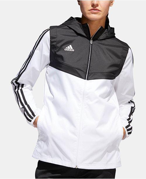 adidas Women's Tiro Soccer Jacket