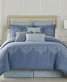 Black Label Lacework Bedding Collection