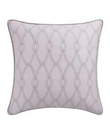 Eva Longoria Black Label Veracruz Collection 18X18 Decorative Pillow