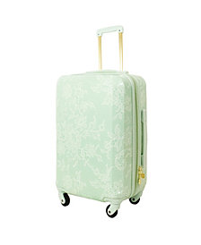 "Macbeth Collection Lace Texture Hardside 29"" Spinner Suitcase"