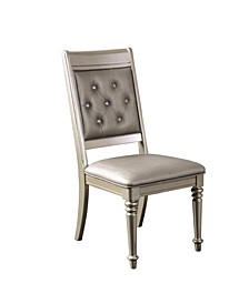 Drew Upholstered Side Chair (Set of 2)