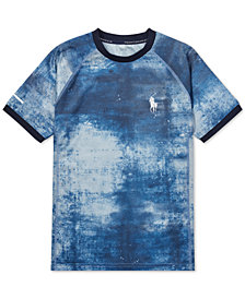 Polo Ralph Lauren Big Boys Faded Chambray T-Shirt