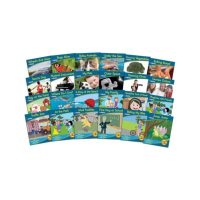 Junior Learning Phonemic Awareness Readers Fiction Learning Set
