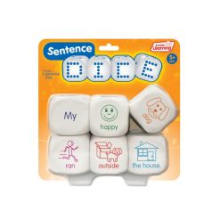 Junior Learning Sentence Dice Educational Learning Game