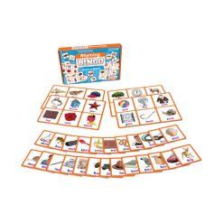 Junior Learning Rhyming Bingo Learning Educational Game