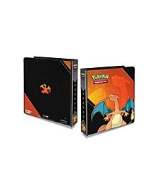 "Pokemon Charizard 2"" 3 Ring Binder"