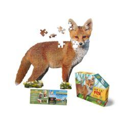 Madd Capp Puzzle Jr. I Am Lil Fox
