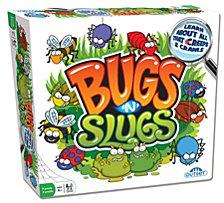 Outset Bugs N Slugs Game