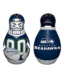Fremont Die NFL Seattle Seahawks Tackle Buddy Inflatable Punching Bag