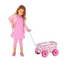 Hello Kitty Toy Wagon