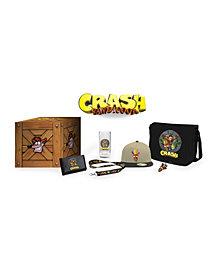 Exquisite Gaming Exclusive Big Box Crash Bandicoot Loot Collector Crate