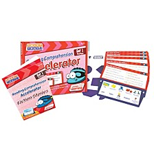 Smart Tray Reading Comprehension Set 1 Fiction
