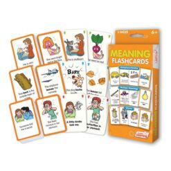 Junior Learning Meaning Flashcards Idioms, Multiple Meanings and Similes