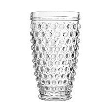 Jay Imports Bistro Dot Hi Ball Glasses - Set of 4