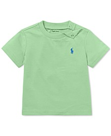 Baby Boys Cotton T-Shirt