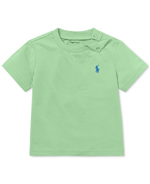 Polo Ralph Lauren Baby Boys Cotton T-Shirt