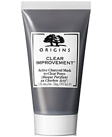 Clear Improvement Active Charcoal Mask, 1-oz.