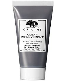 Origins Clear Improvement Active Charcoal Mask, 1-oz.