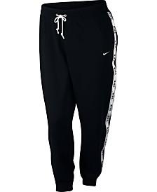 Nike Plus Size Sportswear Logo Joggers