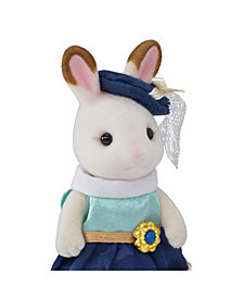 Calico Critters Town Girl Series Stella Hopscotch Rabbit