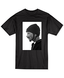 Snoop Profile Men's Graphic T-Shirt