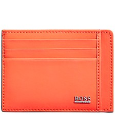Men's Signature Matte Leather Cardholder