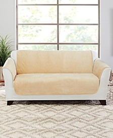 Elegant Vermicelli Loveseat Furniture Protector