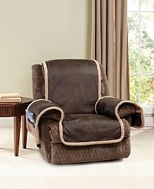 Sure Fit Vintage Leather Furniture Protector