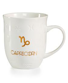 Tri-Coastal Design Capricorn Zodiac Mug