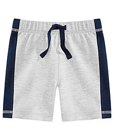 First Impressions Toddler Boys Colorblocked Shorts, Created for Macy's
