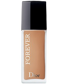 Dior Forever 24h* Wear High Perfection Skin-Caring Matte Foundation, 1 oz.
