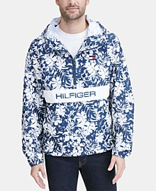 Men's Taslan Popover Jacket, Created for Macy's