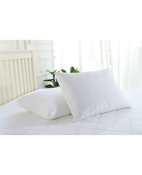 Epoch Hometex inc Serenity Natural Luxury Feather-Core Bed Pillow