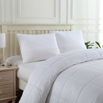 Serenity Natural Luxury Feather-Core Bed Pillow