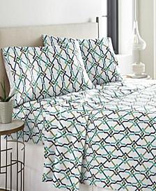 Luxury Weight Cotton Flannel Sheet Set Twin