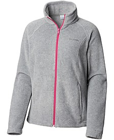 Petite Benton Springs Fleece Jacket