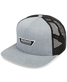 Volcom Men's Trapezoid Cheese Hat