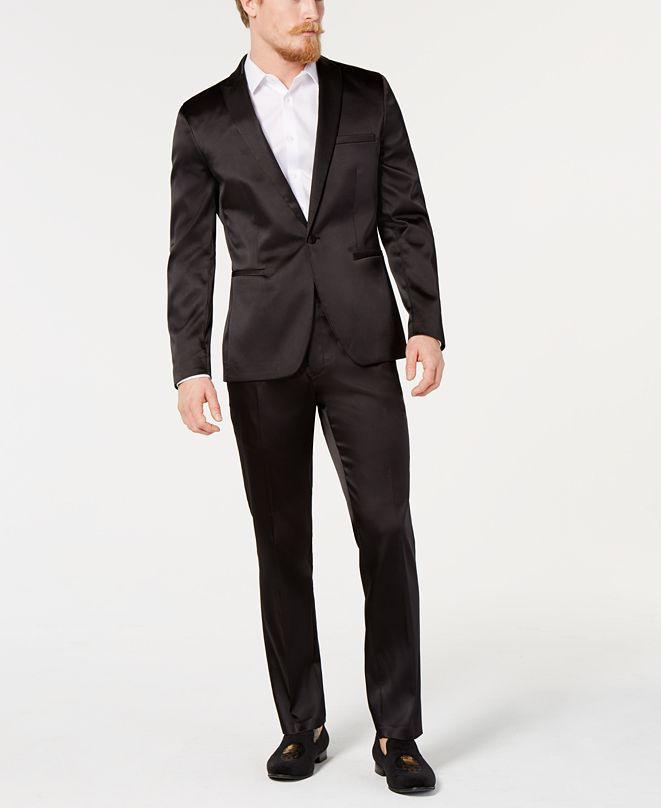 INC International Concepts I.N.C. Shiny Tux, Created for Macy's