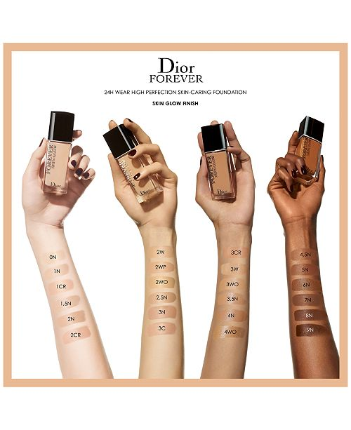 Forever Skin Glow 24h Wear Radiant Perfection Skin-Caring Foundation by Dior #14