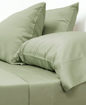 Cariloha CLASSIC VISCOSE FROM BAMBOO KING SHEET SET BEDDING
