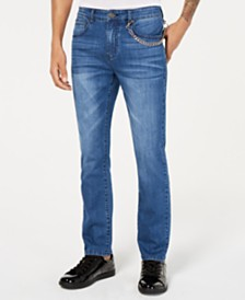 I.N.C. Men's Tapered Jeans, Created for Macy's